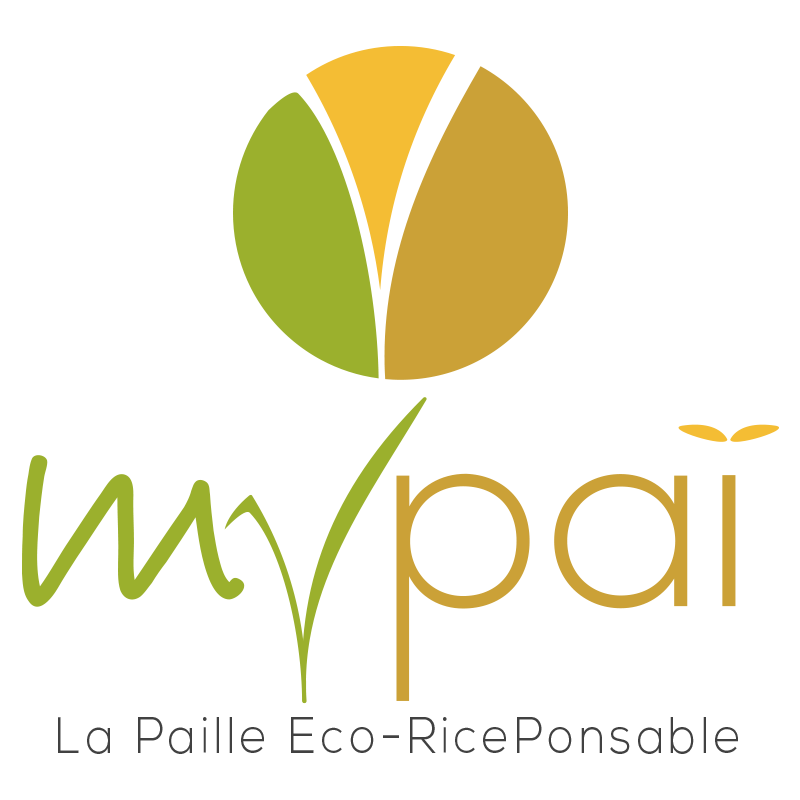 MyPaï - La Paille Eco-RicePonsable - Paille écologique et biodégradable