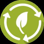 Paille compostable et biodégradable