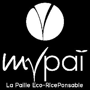 MyPaï, la paille Eco-RicePonsable, paille écologique et biodégradble