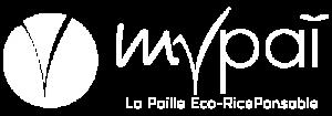 Logo MyPaï blanc horizontal