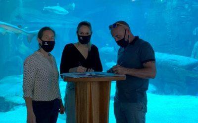 MyPaï désormais partenaire de l'Institut marin du Seaquarium